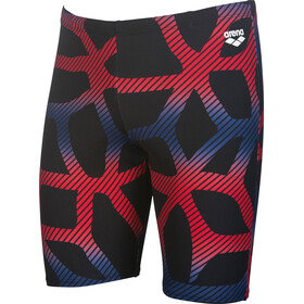 arena Spider Jammer Men black-red